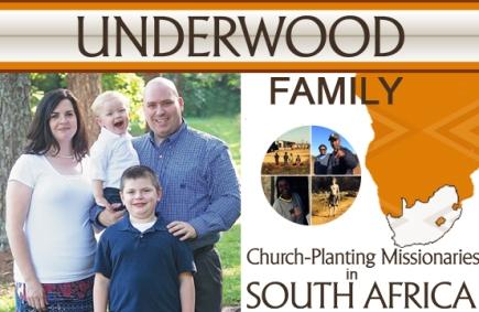 Underwood e-mail banner