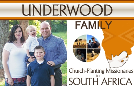 Underwood e-mail banner